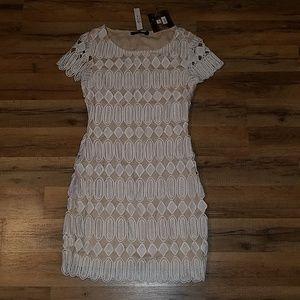 Ark & Co Crocheted Dress
